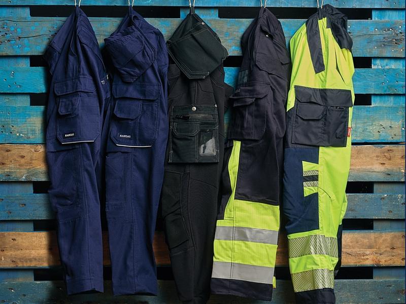 Robuste Workwear für Profis
